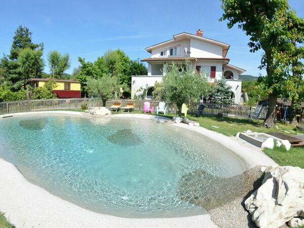 Toskánsko, Lucca, Villa Yadu