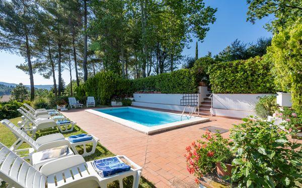 Villa Campiglia, Villa for rent in Colle Di Val D'elsa, Tuscany