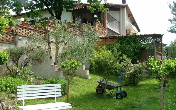 Villa Campiglia, Villa for rent in Colle Di Val D'elsa, Tuscany