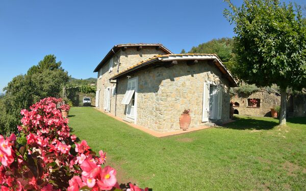 Podere Aida, Country House for rent in Petrognano, Tuscany