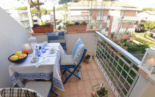 Delfino, Apartment for rent in Lido Di Camaiore, Tuscany