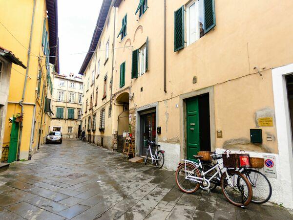 Toskánsko, Lucca, La Rosa