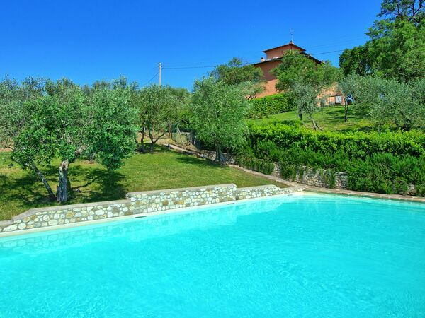 Casa Dei Mandorli, Apartment for rent in San Casciano In Val Di Pesa, Tuscany