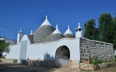 Trullo Fico D'india