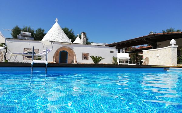 Trullo Isabell, Villa for rent in Ostuni, Apulia