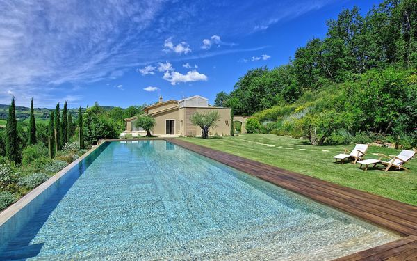 Villa Dora, Villa for rent in San Gimignano, Tuscany