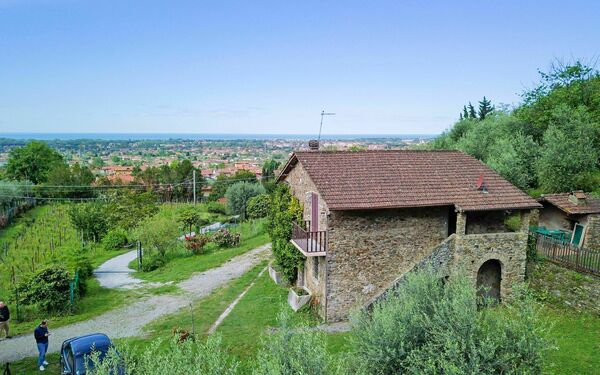 Olivo, Holiday Home for rent in Massa, Tuscany