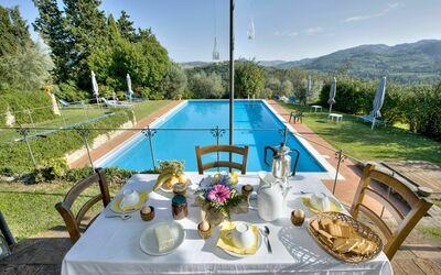 Luxury B&b Montaperti