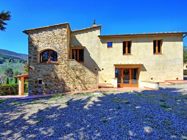 Villa Panizzi, Villa for rent in San Gimignano, Tuscany