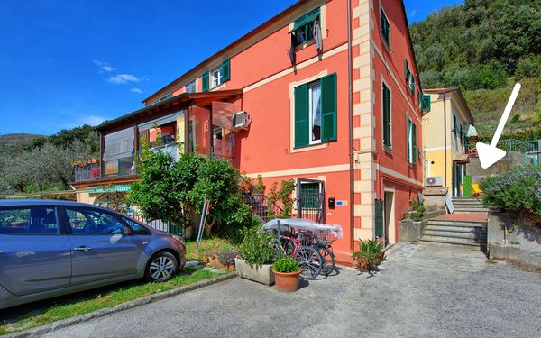 Levantino, Holiday Apartment for rent in Levanto, Liguria