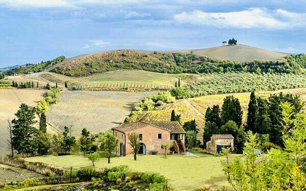 Villa Campera, Villa for rent in Ghizzano, Tuscany