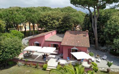 Villa Rosa: Versilia rental