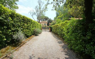 Villa Rosa: Holiday rental at the Sea in Tuscany