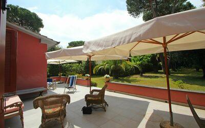Villa Rosa: Forte dei Marmi