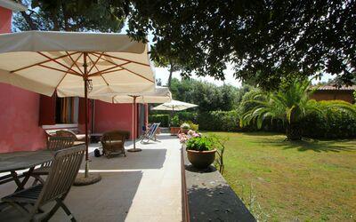 Villa Rosa: Tuscany