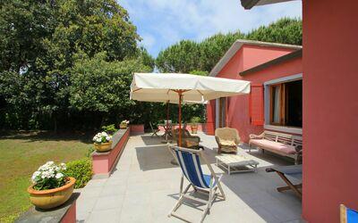 Villa Rosa: Cinquale