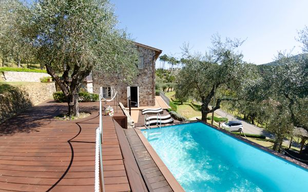 Casale Al Sasso, Villa for rent in Capannori, Tuscany