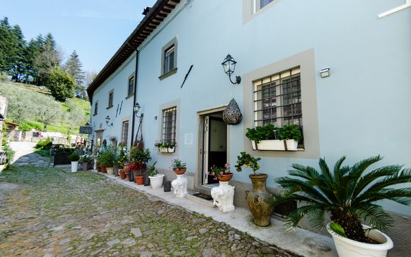 Casa Delle Rose, Apartment for rent in Celle, Tuscany