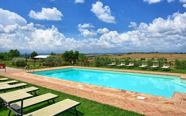 Villa Farneta, Villa for rent in Cignano, Tuscany