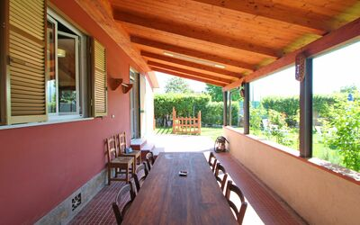 Utopia: holiday home rental at the sea in tuscany