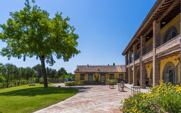 Casa Vacanze Le Fornaci, Country House for rent in Latereto, Tuscany