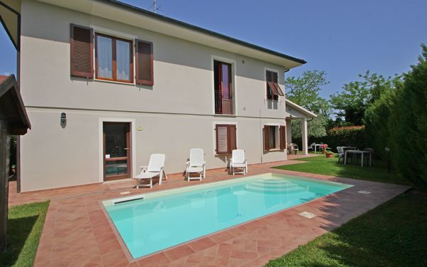 Claudia, Holiday Home for rent in Stibbio, Tuscany