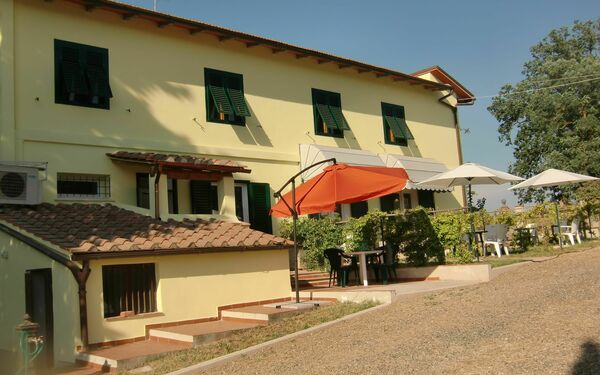 Villa Benedetta, Country House for rent in Gambassi Terme, Tuscany