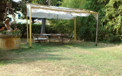La Villa Dei Ricordi: Gazebo available