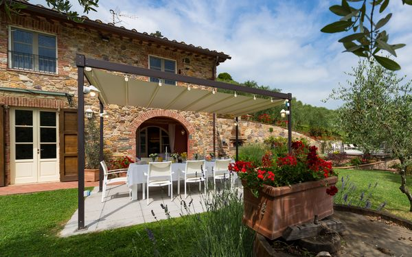 Il Poeta Di Vorno, Country House for rent in Vorno, Tuscany