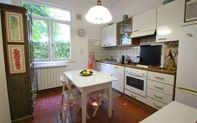 Ai Cerri: Küche im Erdgeschoss