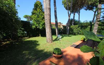 Ai Cerri: Privater Garten vom Ferienhaus Betty in Ronchi, Toskana