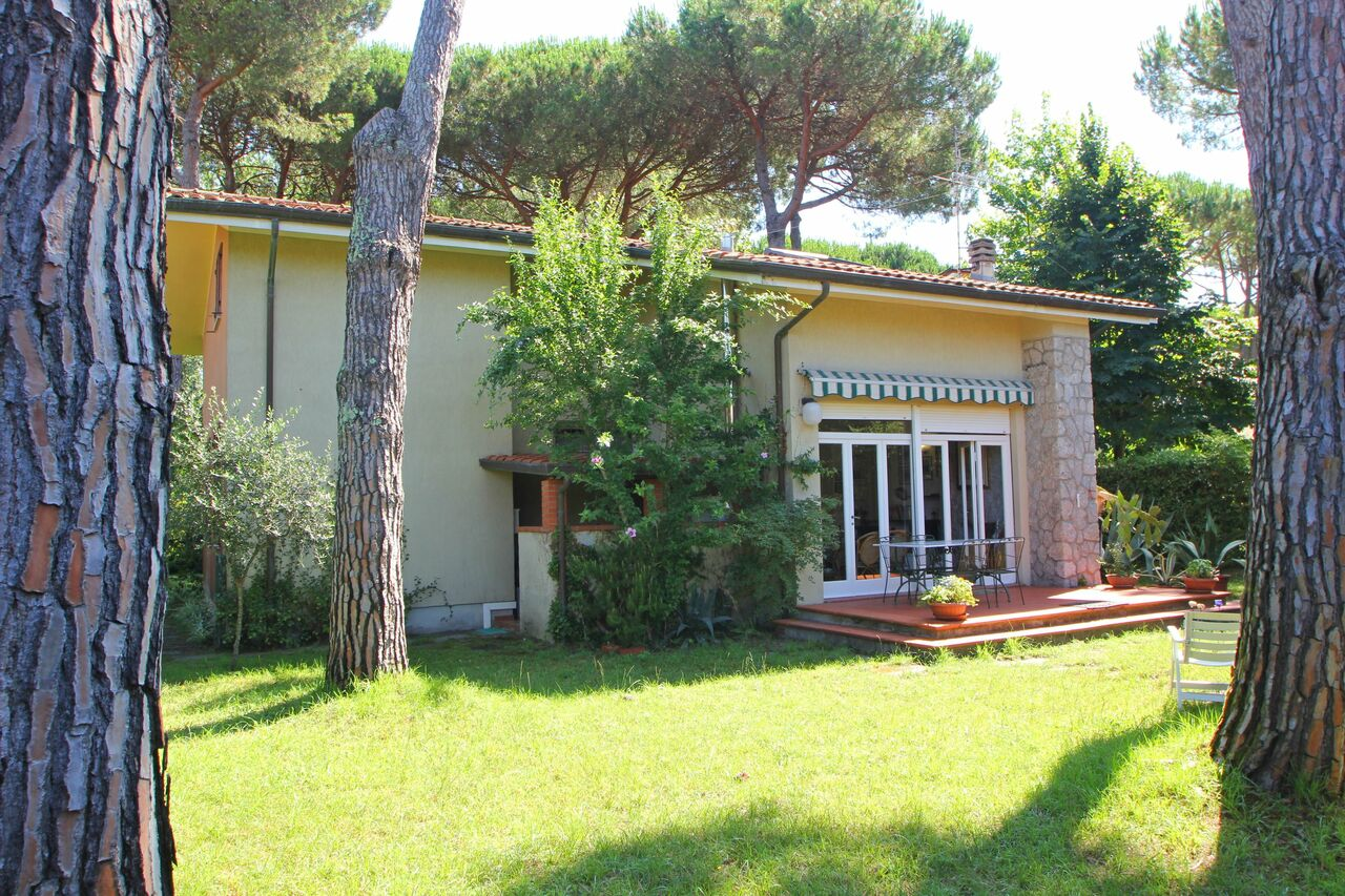 Ferienhaus miete in Marina di Massa mit Aussenbereich