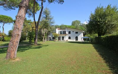Villa Perchessì: Villa with Garden