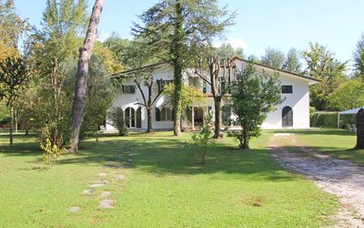 Villa Perchessì: Villa near Sea