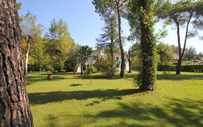 Villa Perchessì: Villa with private Garden