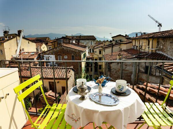 Toskánsko, Lucca, Sinidio