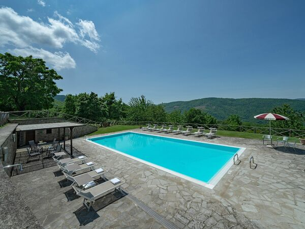 Villa Cretole, Villa for rent in Ripoli, Tuscany