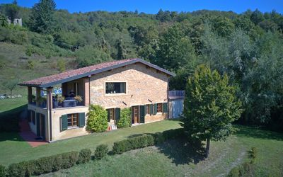 Capanna Del Pastore: Holiday Home in Tuscany