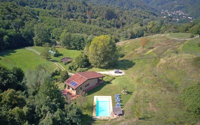 Capanna Del Pastore: Garfagnana Holiday Home