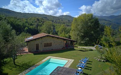 Capanna Del Pastore: Holiday home with Private Pool