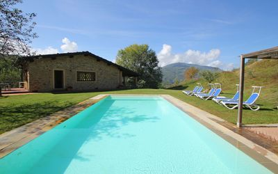 Capanna Del Pastore: Holiday home for rent