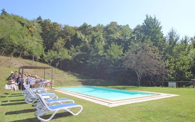 Capanna Del Pastore: Country house near Lucca