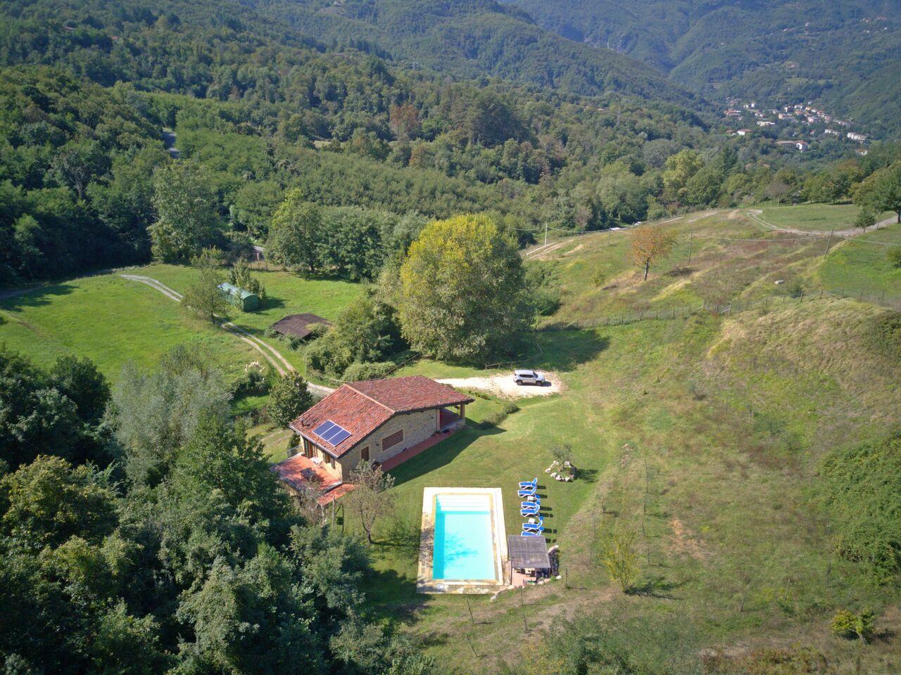 Garfagnana Holiday Home