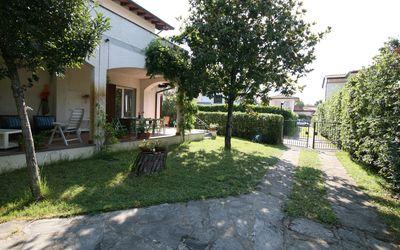 Villa Cremona: Forte dei Marmi Villa for rent