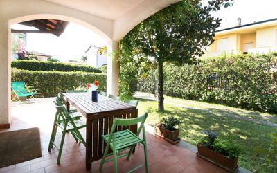 Villa Cremona: Holiday home with Garden at the Sea
