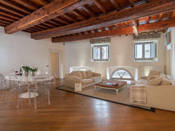 Casa Colonna Ricci, Apartment for rent in Florence, Tuscany