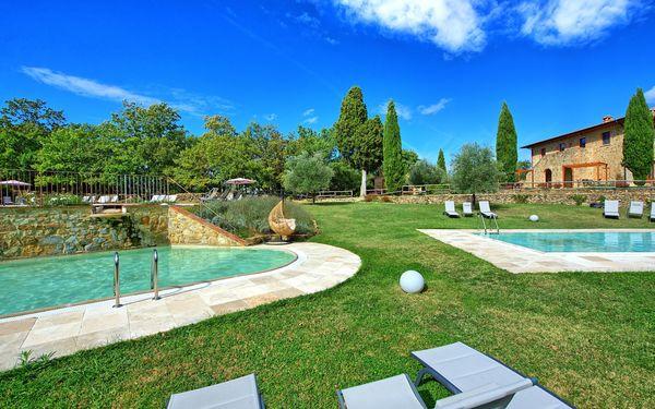 Borgo Mulignone, Apartment for rent in Molino D'elsa, Tuscany