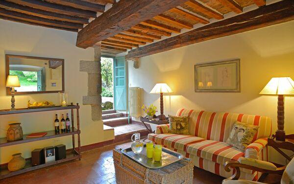 Villa Casa Di Pietro in  Vivo D'orcia -Toskana