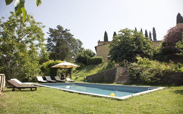 Villa Bacco, Villa for rent in Ghizzano, Tuscany