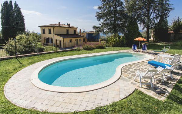 Casa Dell'artista, Villa for rent in Sinalunga, Tuscany
